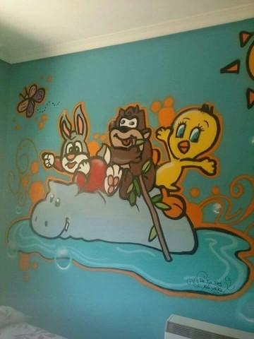 DECORACIÓN.  GRAFFITY - foto 5