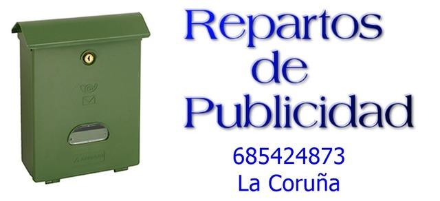 PUBLICIDAD EN LA CORUÑA - foto 1