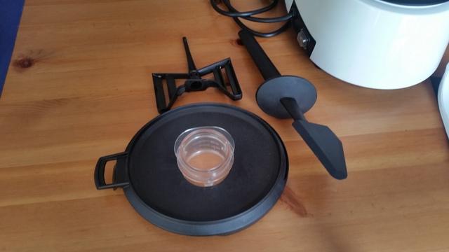 ROBOT DE COCINA MYCOOK DE TAURUS - foto 4