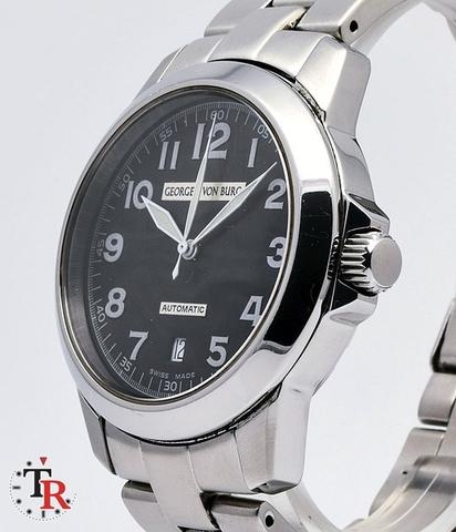 Automatic Reloj Reloj JVon George Burg rCBedQxoW