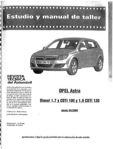 Mil Anuncios Com Despiece Opel Astra 1 7 Cdti Segunda Mano Y