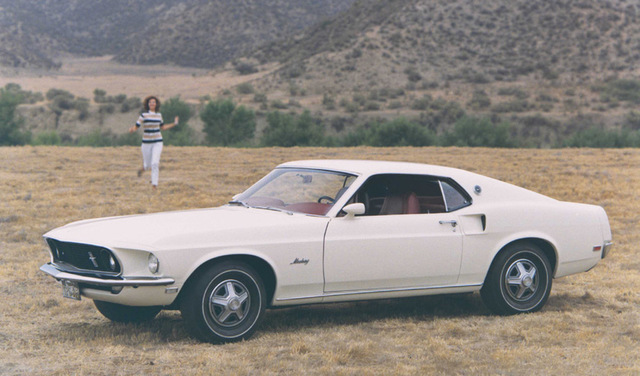 SE BUSCA FORD MUSTANG 1969/1970 - foto 1