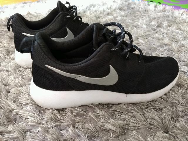 Nike Blanco Gris Gris Maravilloso Fluorescente Calzado Talla