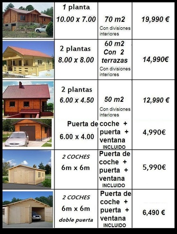 OPORTUNIDAD FRANQUICIAS CASAS DE MADERA - foto 1