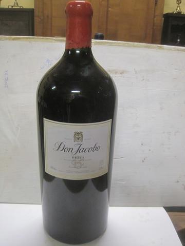 Botellon De Vino Don Jacobo 1997