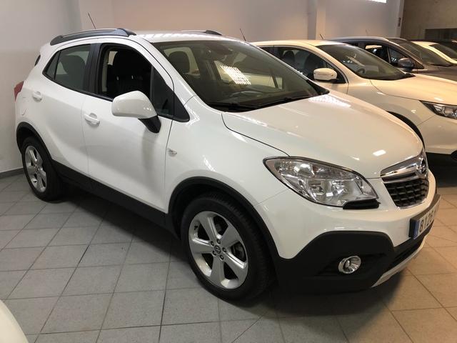 Verbazingwekkend MIL ANUNCIOS.COM - Opel Mokka 1,7 CDTI 130 4x4 Selective SB-34