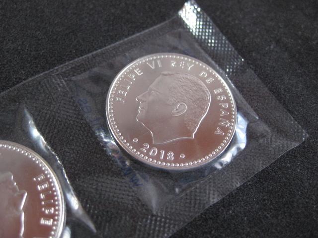 ESPAÑA 30 EUROS PLATA AÑO 2018 - foto 3