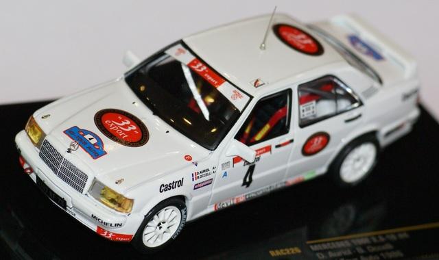 Mercedes 190 2. 3 16V Rallye Tour Auto 1