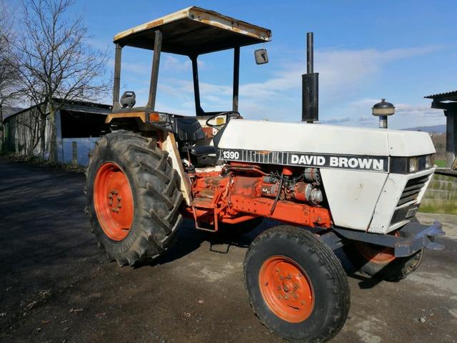 Filtro de aceite del motor se ajusta tractores David Brown 1200 1210 1212 1410 1412.