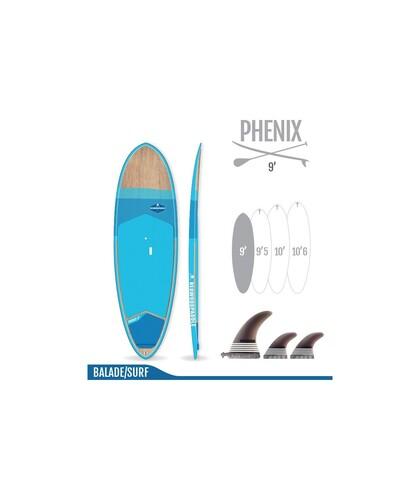 TABLA DE SUP PADDLE SURF REDWOODPADDLE - foto 3