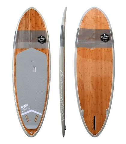 TABLA DE SUP PADDLE SURF REDWOODPADDLE - foto 4