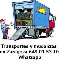 TRANSPORTES EN ZARAGOZA - foto 1