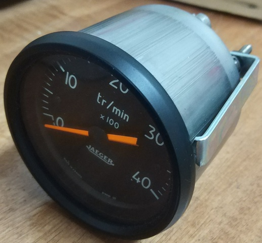 CUENTARPM ELECTRÓNICO JAEGER 4000 RPM - foto 2