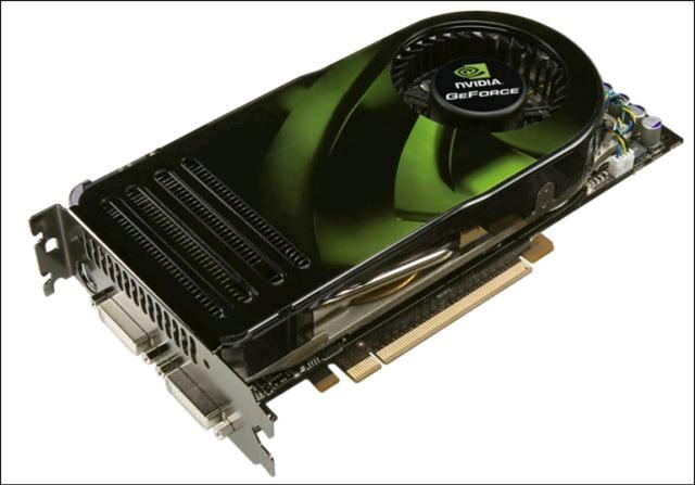 NVIDIA 8800GTS - foto 1