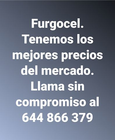 ALQUILER DE FURGONETAS FURGOCEL - foto 3