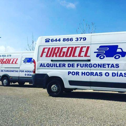 ALQUILER DE FURGONETAS FURGOCEL - foto 1