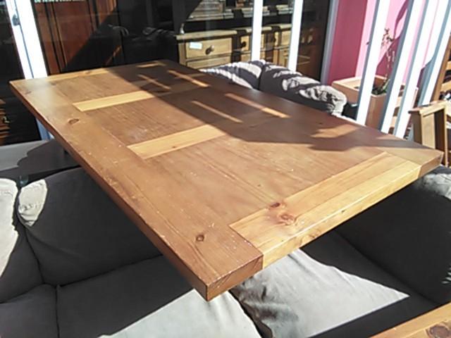 MIL ANUNCIOS.COM - Mesa comedor madera maciza