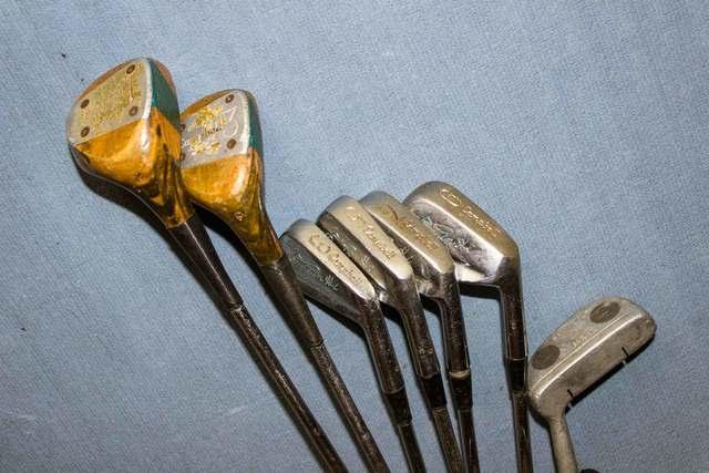 Image result for palos de golf