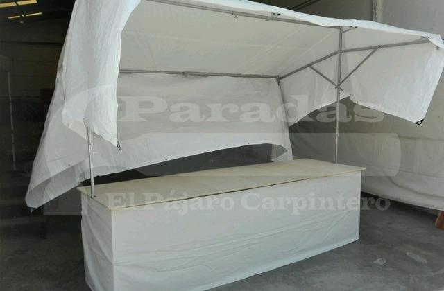 PARADAS Y PUESTOS MERCADO - foto 2