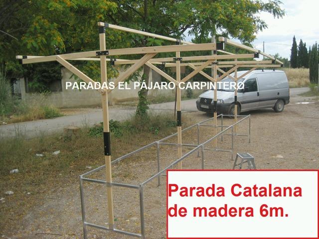 PARADAS Y PUESTOS MERCADO - foto 3