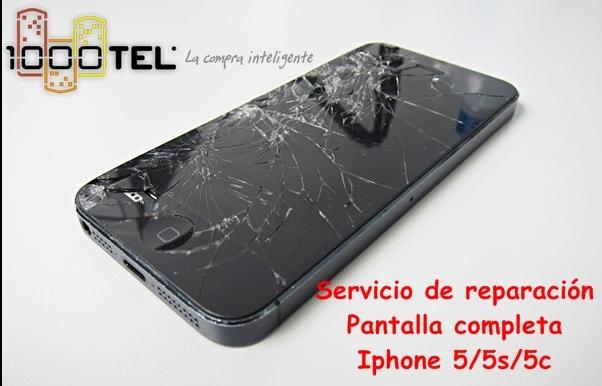 REPARACION DE IPHONE TODOS LOS MODELOS - foto 1