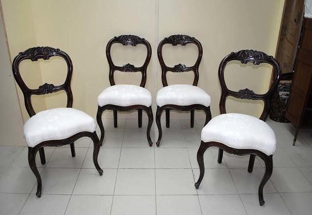 sillas comedor antiguas