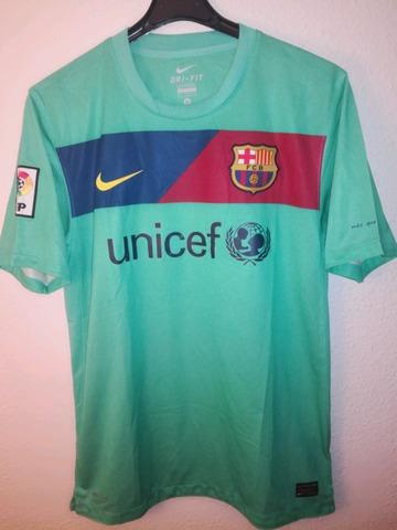 MIL ANUNCIOS.COM Camiseta barcelona 2011 Segunda mano y