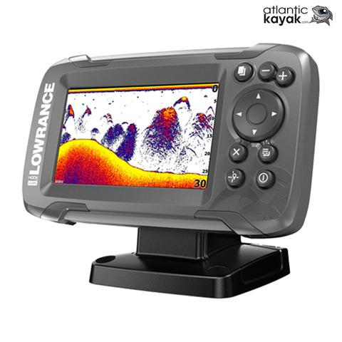 LOWRANCE HOOK 2-4X GPS - foto 1