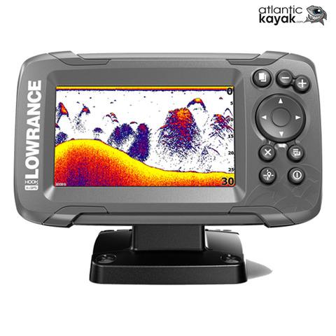 LOWRANCE HOOK 2-4X GPS - foto 3