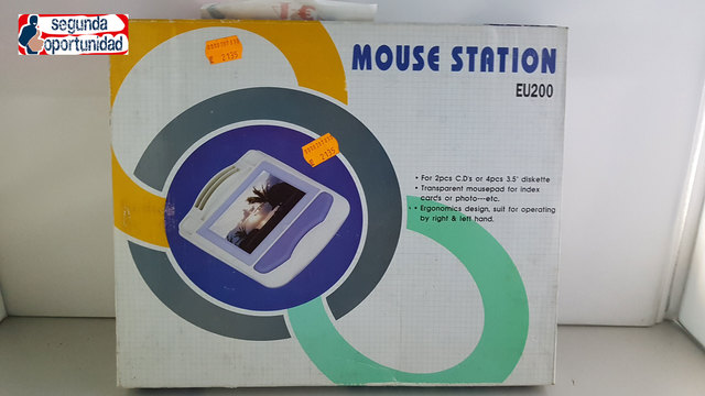 MOUSE STATION EU200.  - foto 3
