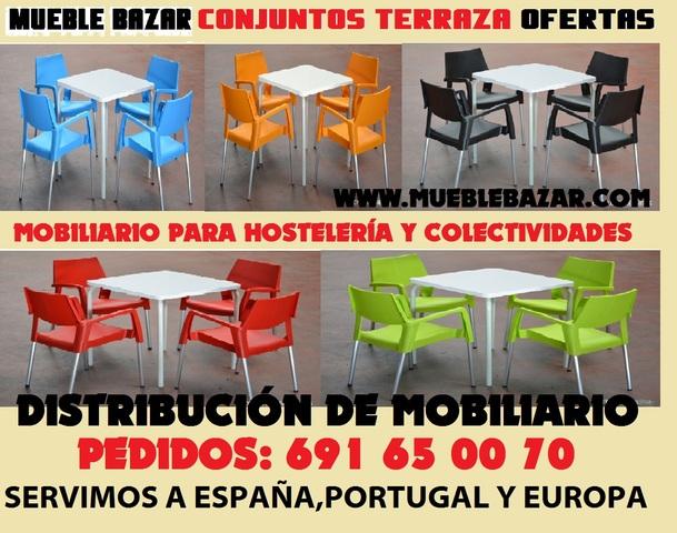 MIL ANUNCIOS.COM Sillas y mesas hosteleria en barcelona