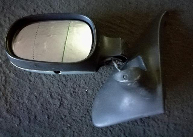 Cristal espejo Logan 04=/>07 Micra 02=/>09 Renault Clio 90=/>05 IZQ=DRC Convexo