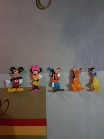 Muñecos Mini Dysney Nuevos Pack