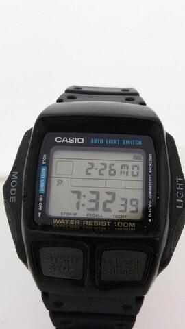 RELOJ CASIO CBX 620, MODULO 1464
