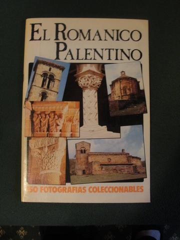 Album De  Cromos Romanico Palentino