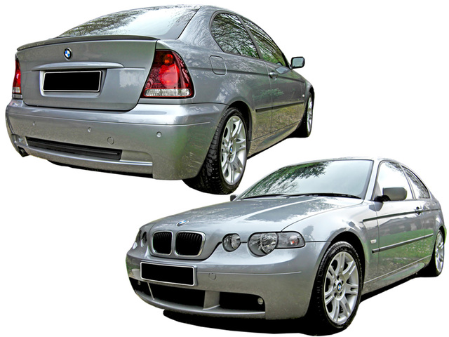 Kit Bmw E46 Compact Look M