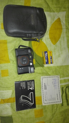 CÁMARA DE FOTOS COSINA CX7 - foto 1