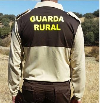 GUARDA RURAL DE CAZA VIGILANTE - foto 1