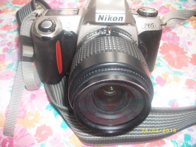 NIKON F 65 +NIKON 35-80 - foto 1