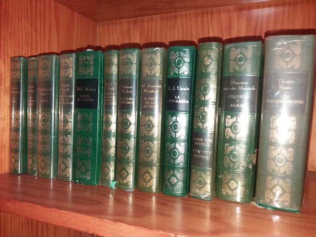 Lote De Libros 10