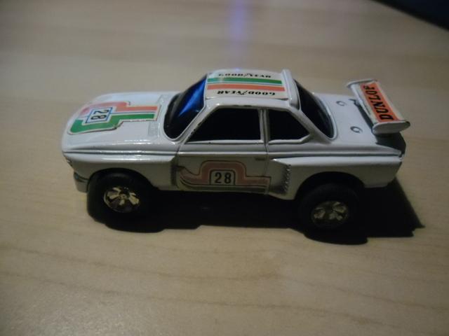 Coche Antiguo Miniatura Años 80