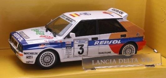 Lancia Delta Wrc Rallye San Remo 1987 Nº