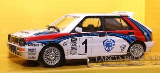 Lancia Delta Wrc Rallye Sanremo 1987 Nº