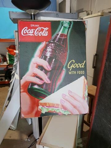 Cuadro Coca Cola