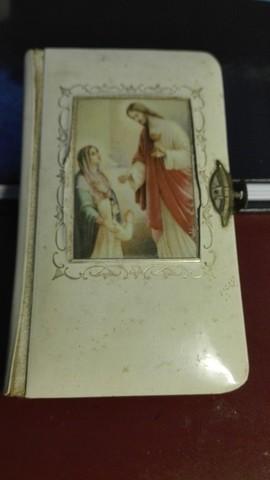 Libro Devocionario Antiguo