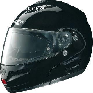 Acolchado interior casco moto Nolan N103 color negro