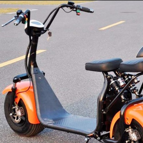 HARLEY CITYCOCO BATERIA EXTRAIBLE 1000 W - foto 2