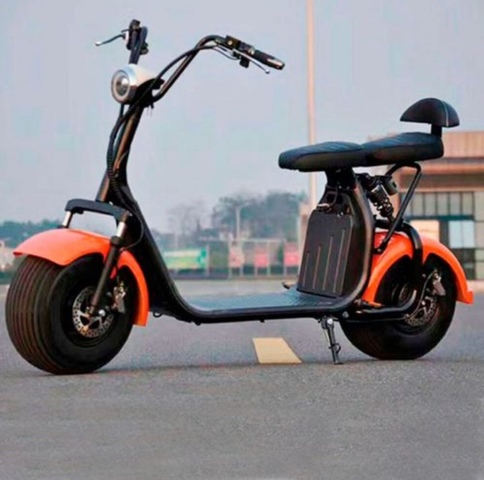HARLEY CITYCOCO BATERIA EXTRAIBLE 1000 W - foto 5