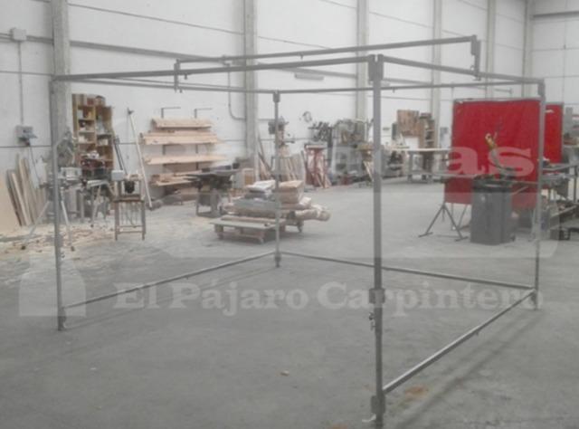 MESAS ALUMINIO PLEGABLES - foto 7