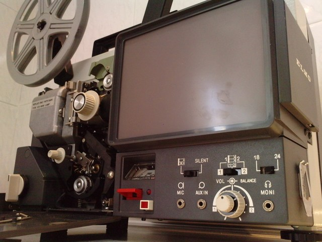 TELECINE SUPER 8  BETA VHS VIDEO 8 - foto 3